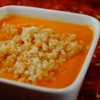 Sweet Potato, Tomato and Quinoa Soup (and Happy Birthday Olivia!)