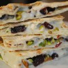 Hot Weather Recipes: Grilled Cranberry-Pistachio Quesadillas