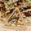 Korean BBQ & Kimchi Pizza