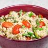 Lemony Couscous & Asparagus Salad