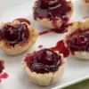 Cheater Cherry Pie Bites