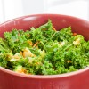 Easy Spicy Kale Salad