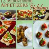 12 Healthy & Delicious Vegan Appetizers for the Holidays