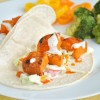 Buffalo Ranch Sweet Potato Tacos