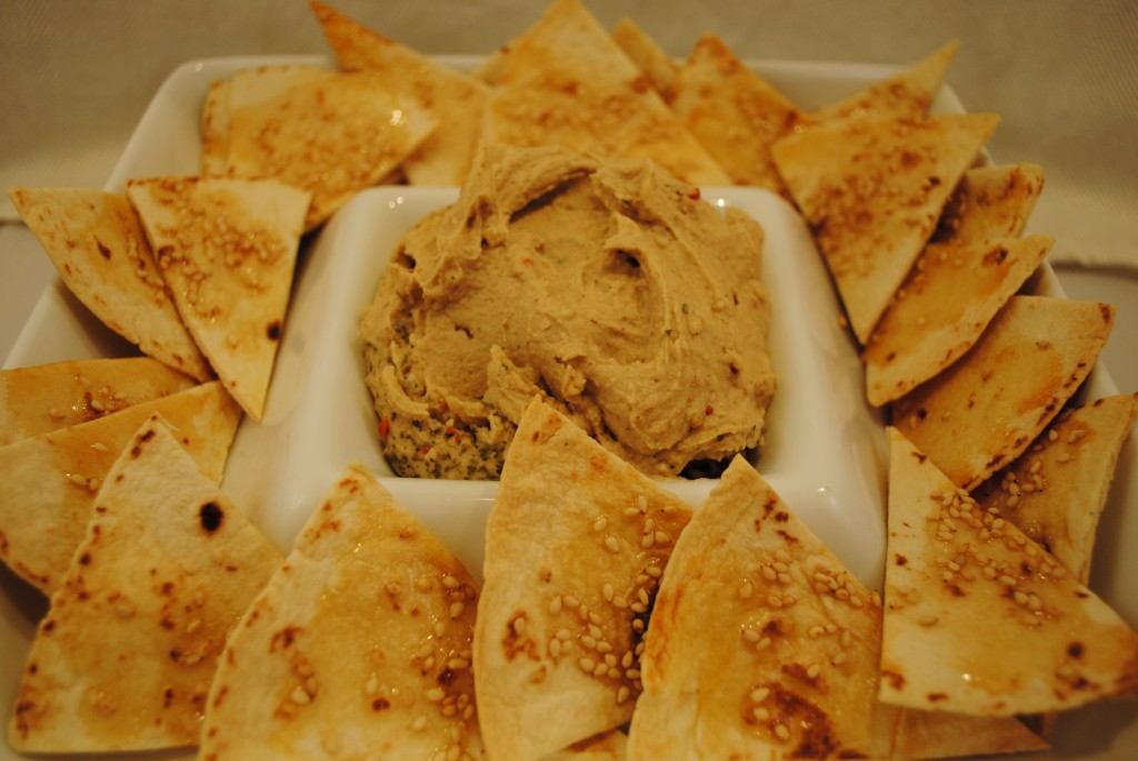 Agave-Toasted Tortilla Chips