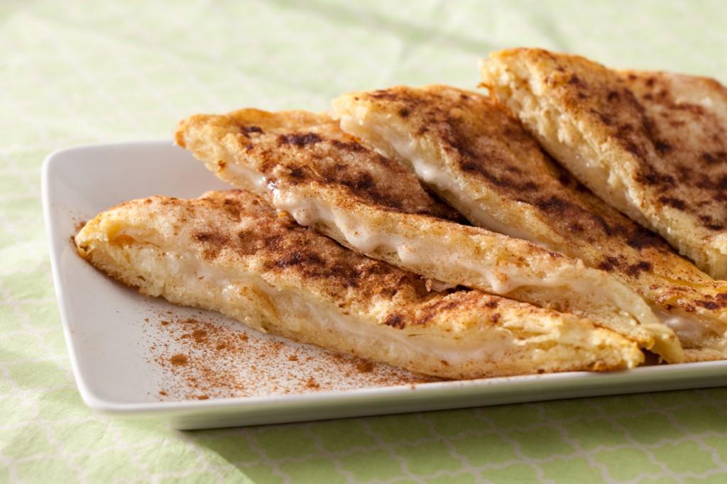 Cheesecake Sopapillas | www.thatwasvegan.com