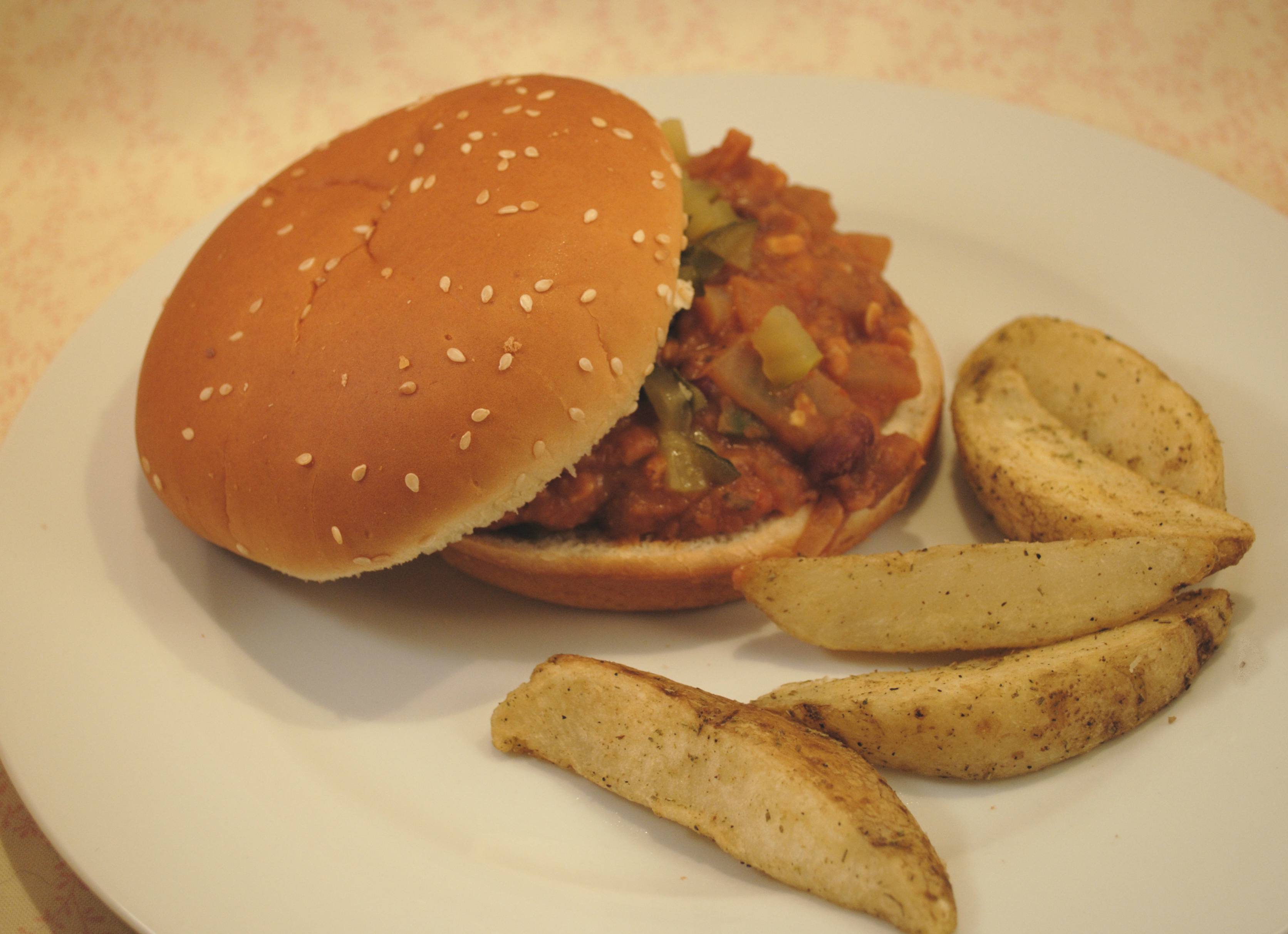 Sloppy (Vegan) Joes