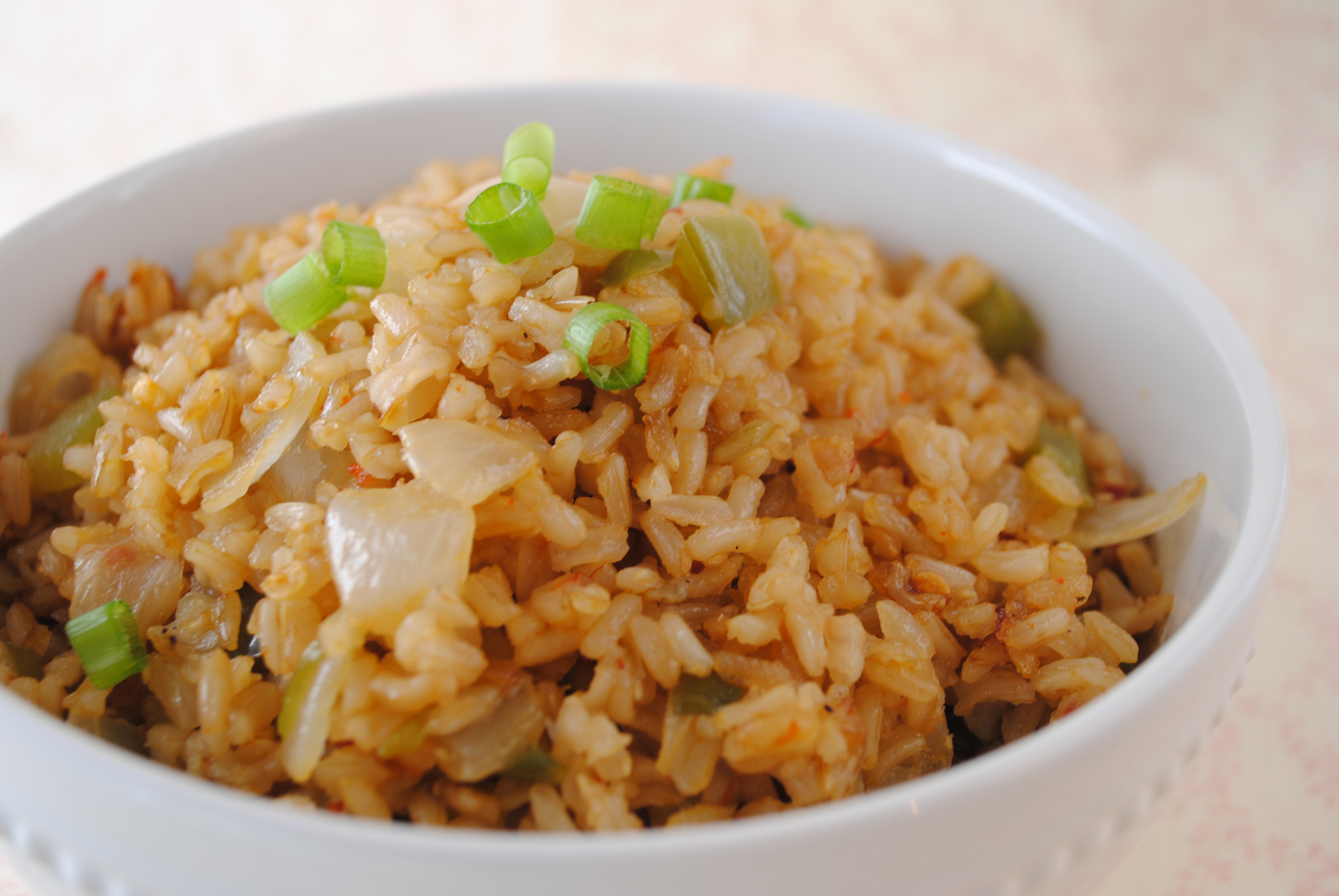 Vegan Korean Fried Rice