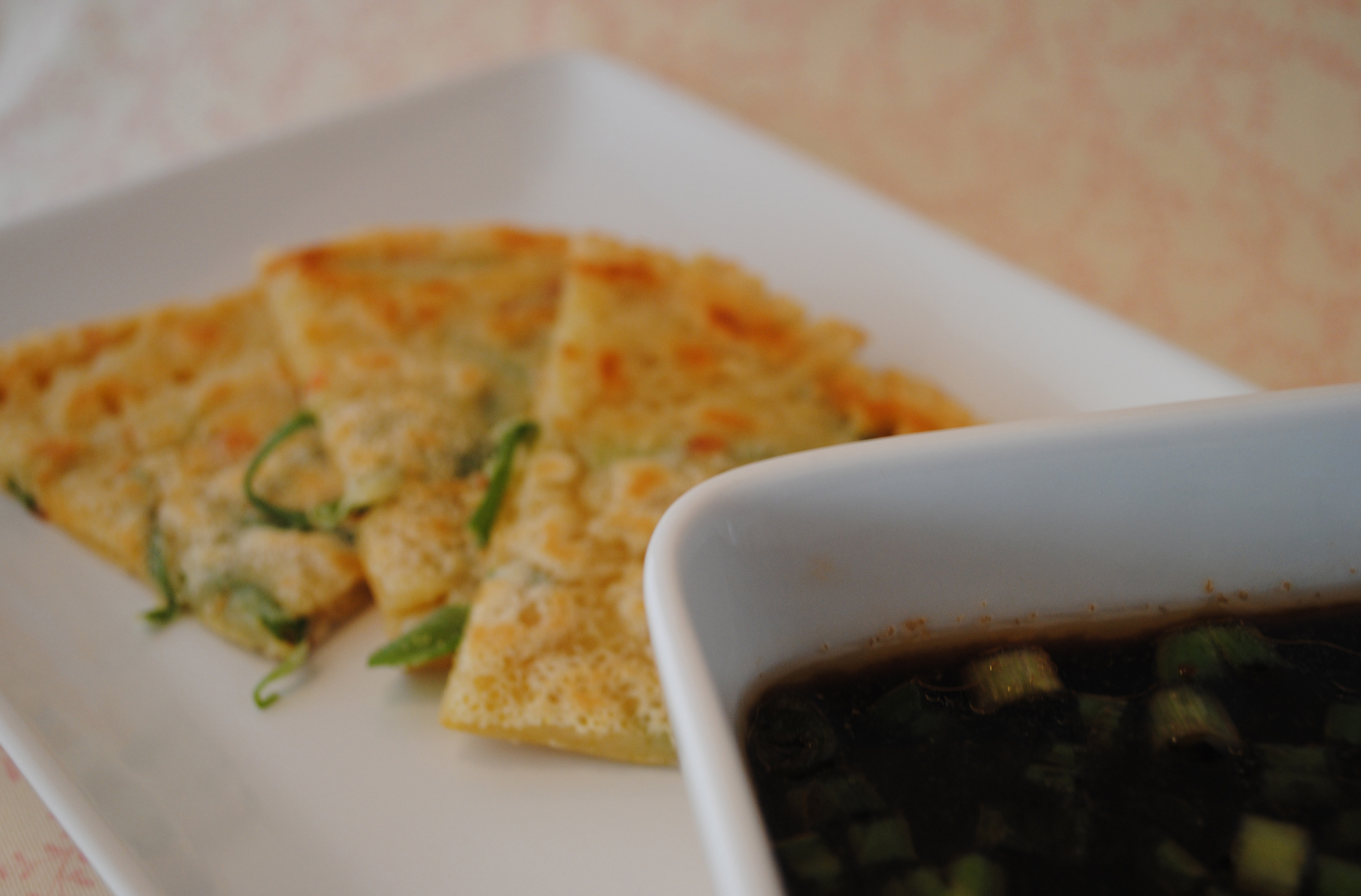 Scallion Cakes (Pa Jun, Pajeon)