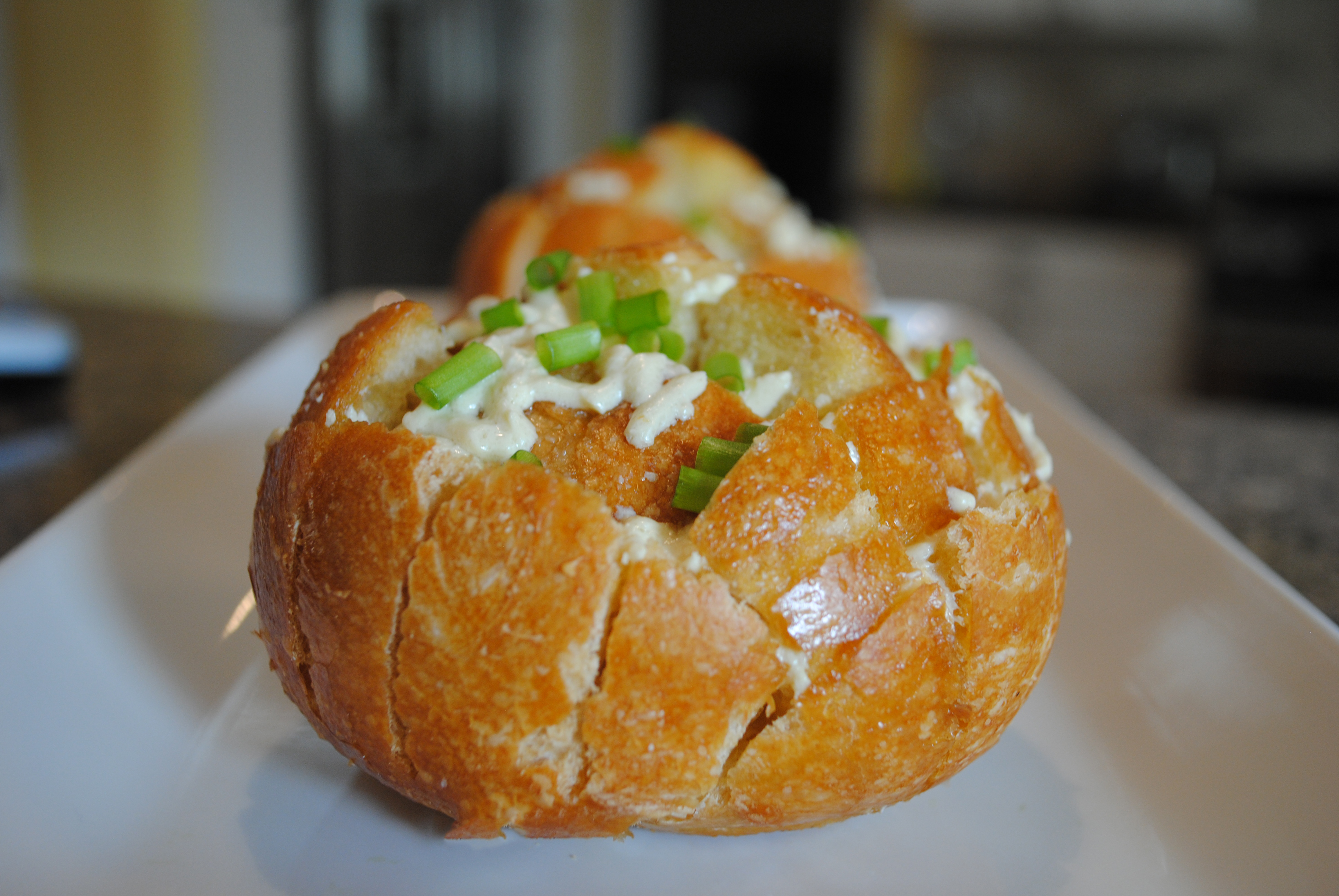 Vegan Bloomin' Onion Bread