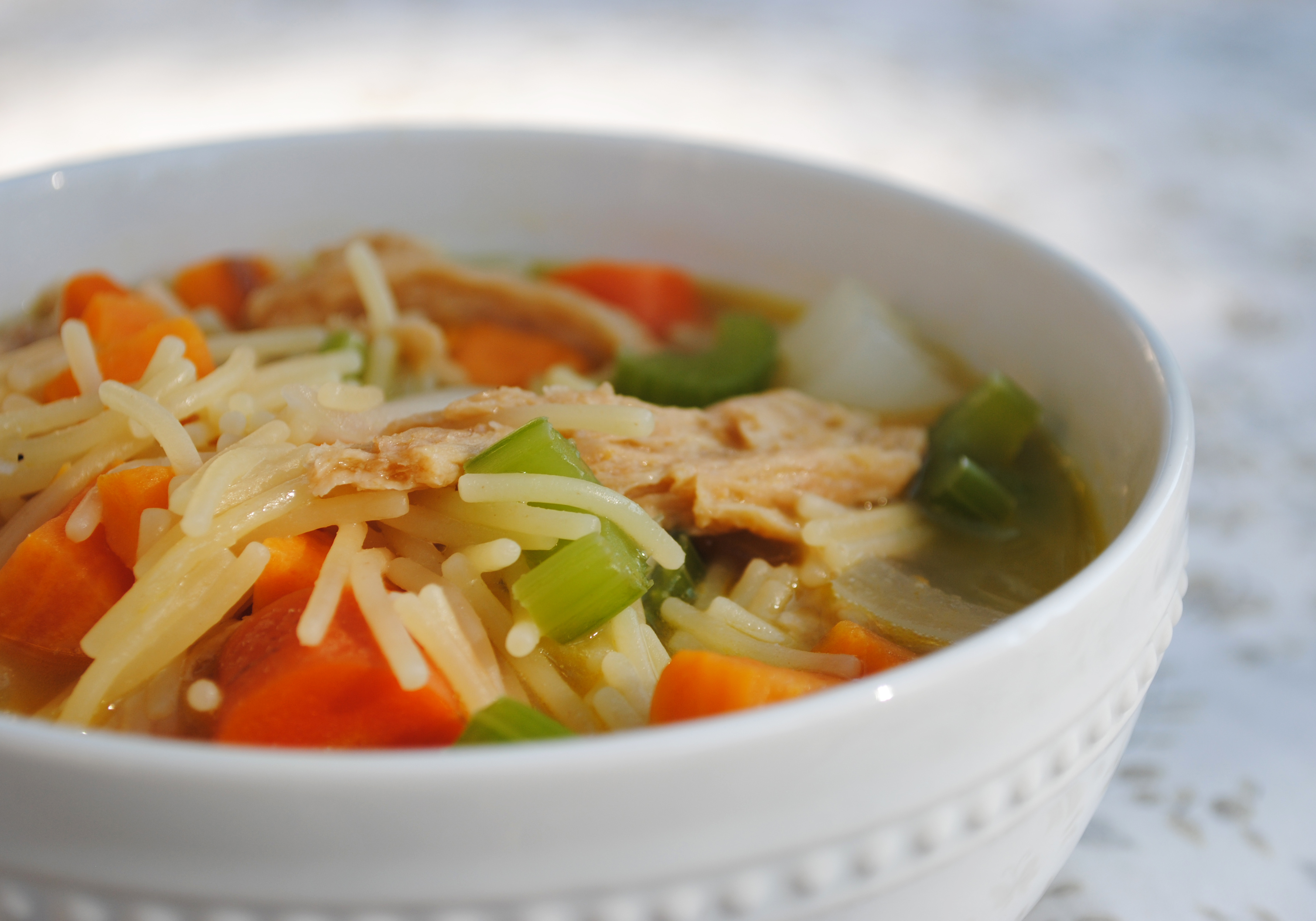 ... Chicken Noodle Soup Recipe Soup Recipes in Urdu with Chicken with