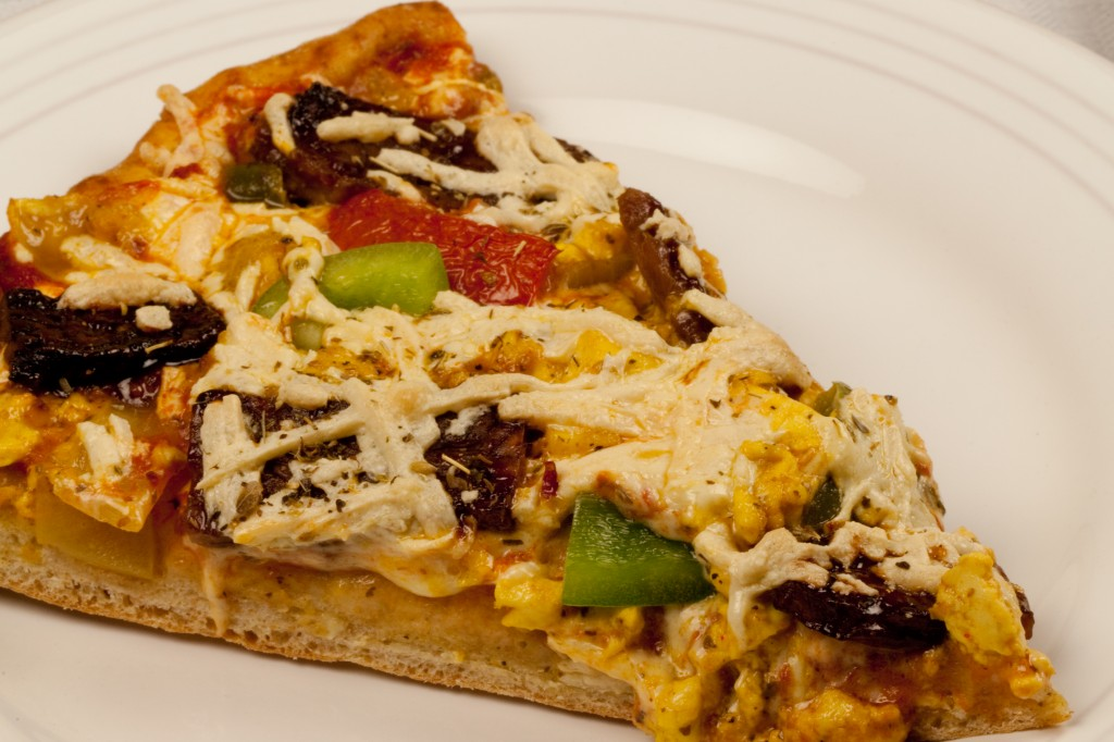 Vegan Breakfast Pizza