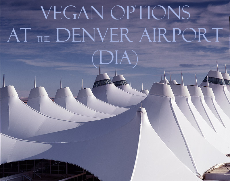 Vegan Options at DIA