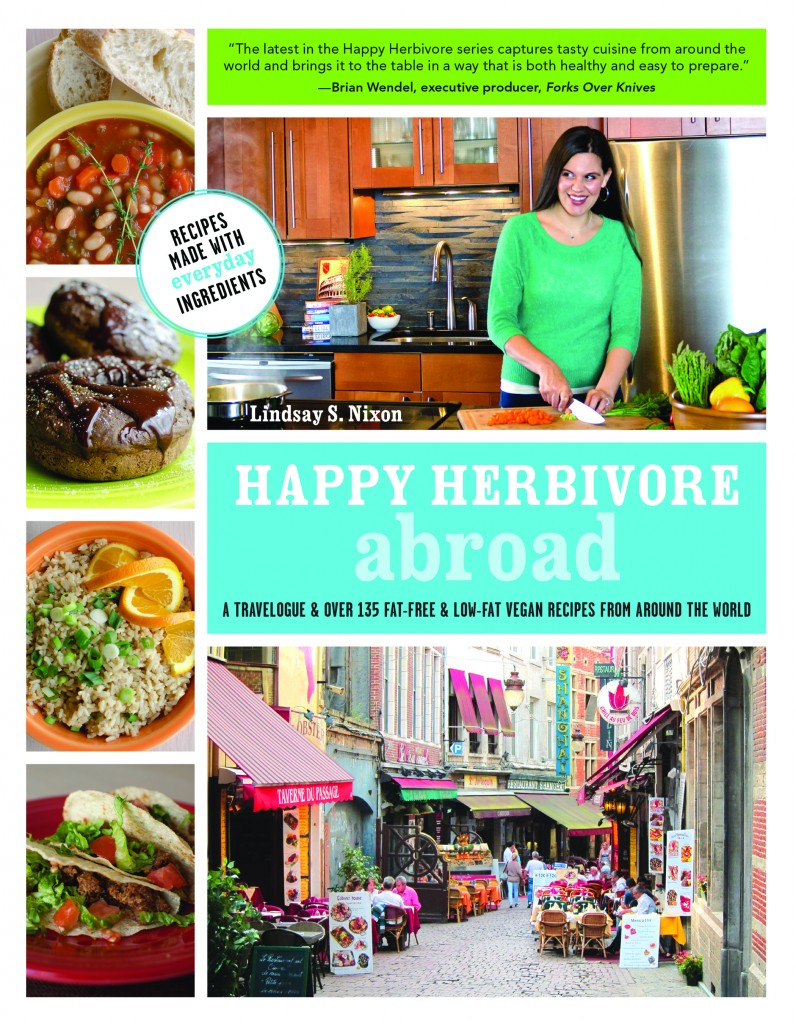 Happy Herbivore Abroad Review and Giveaway