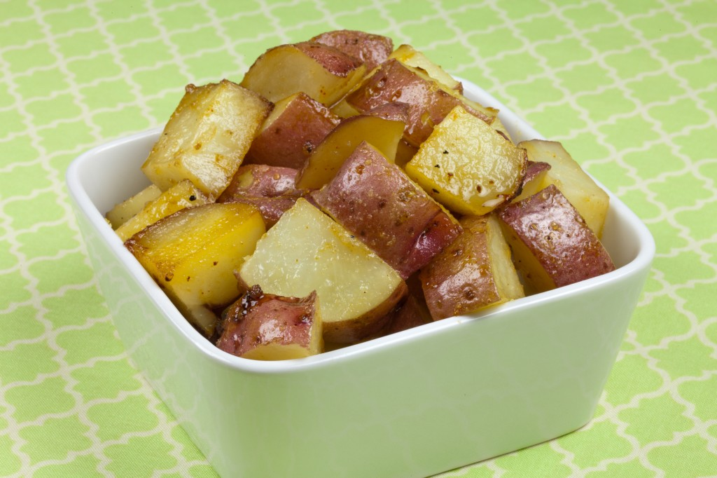Agave Roasted Red Potatoes