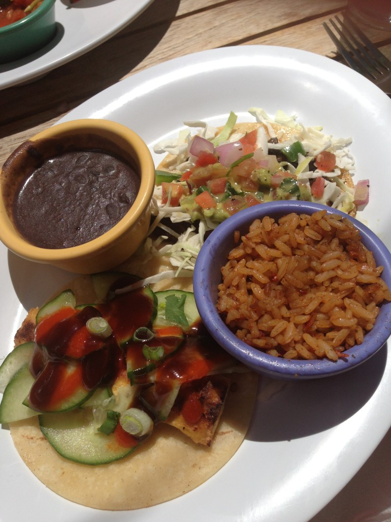 Mile High Vegan Eats: Marg's Taco Bistro