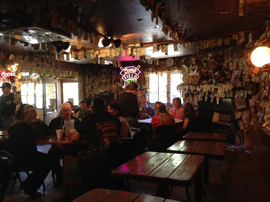 Mile High Vegan Eats: Bucksnort Saloon