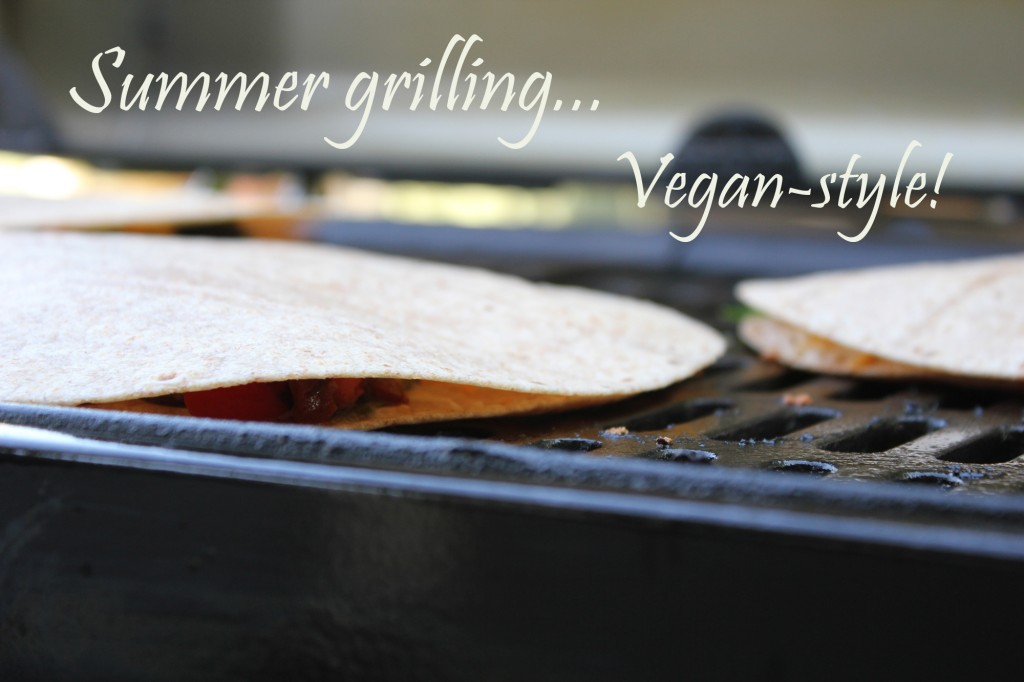 Summer Grilling Vegan-Style