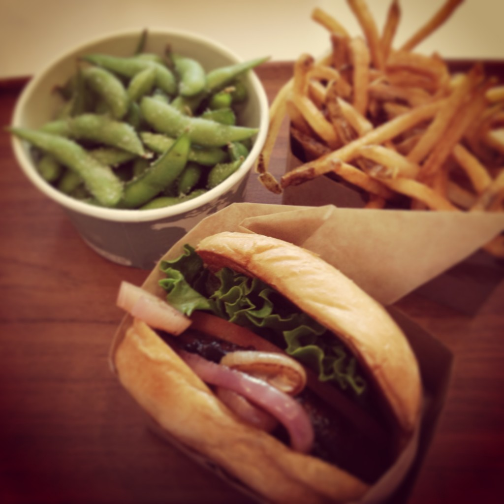 Mile High Vegan Eats: Larkburger