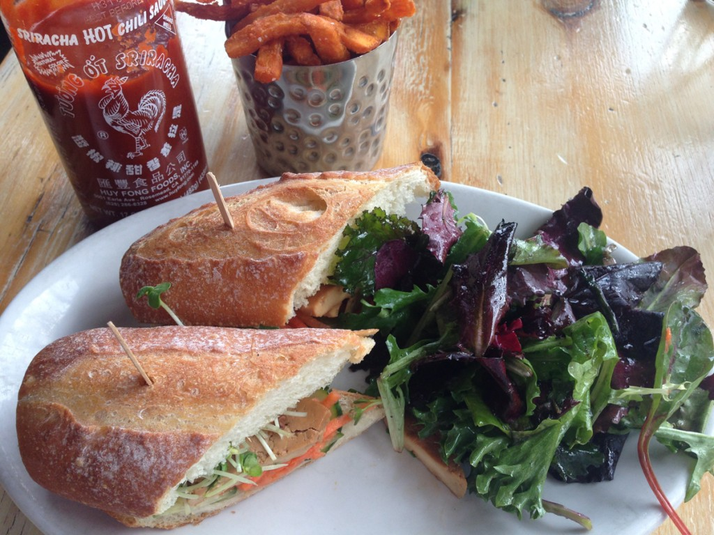 Mile High Vegan Eats: Park & CO