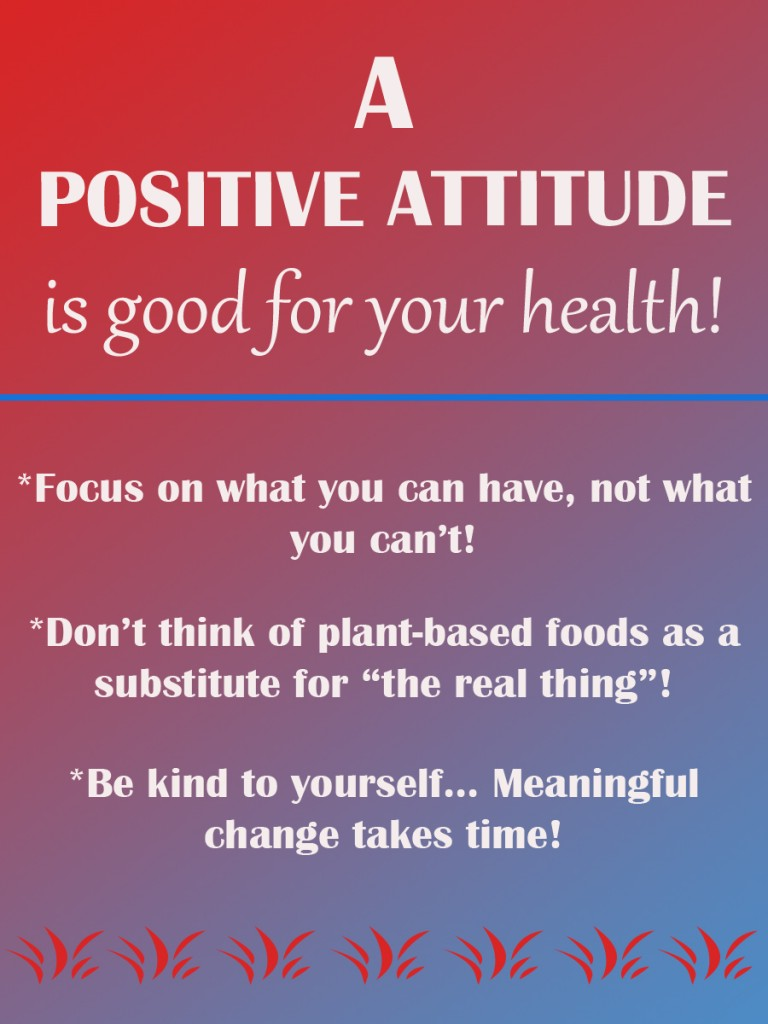 Changing Your Outlook | www.thatwasvegan.com