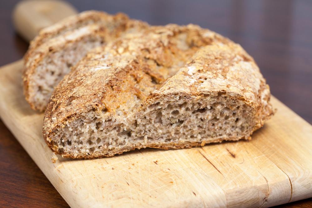 Luce's Gluten Free Artisan Bread Mix | www.thatwasvegan.com