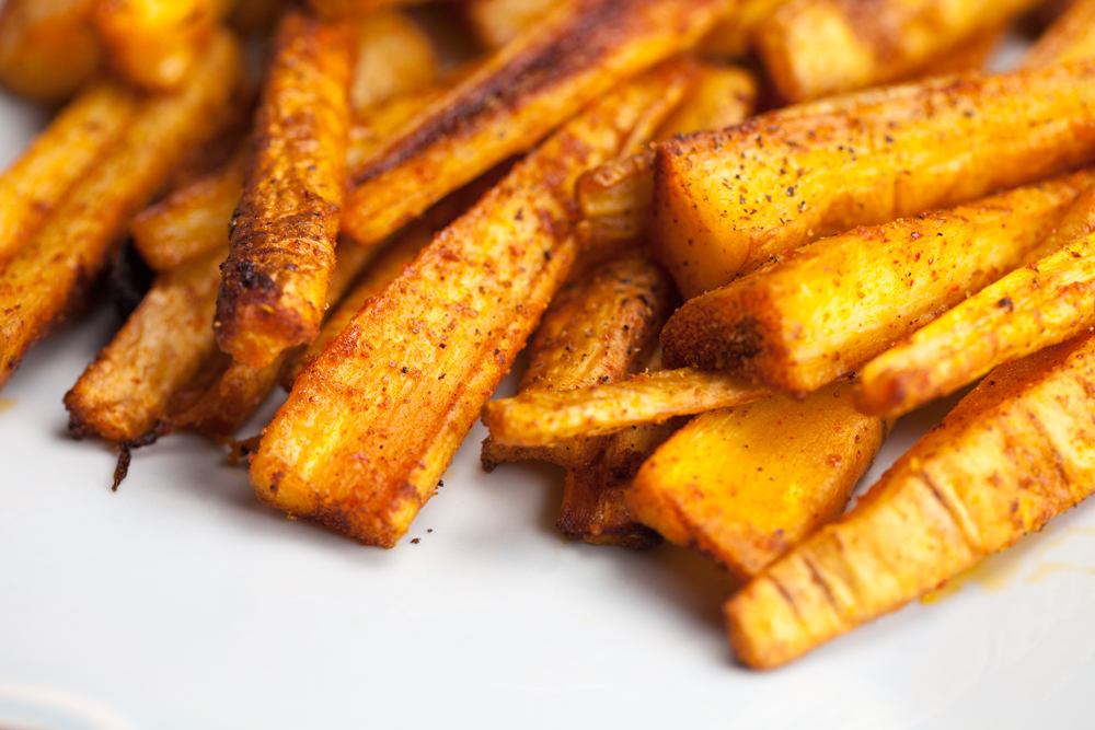 Parsnip Fries Recipe — Dishmaps