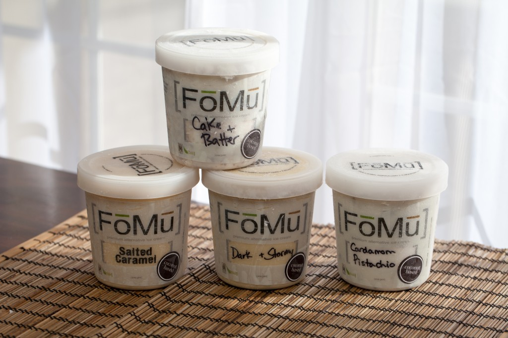 Fomu Vegan Ice Cream