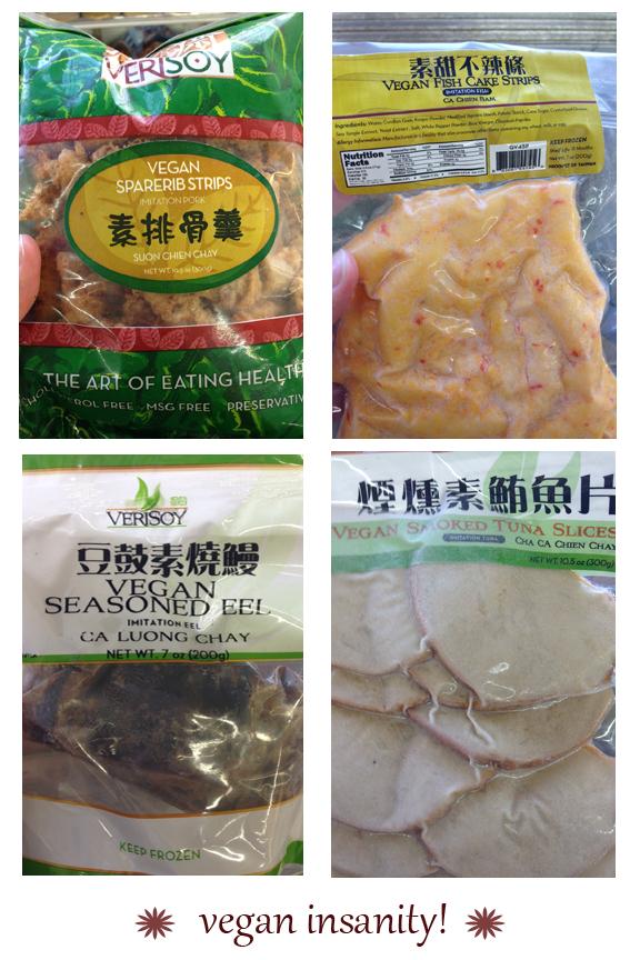 Hong Phat Supermarket: Vegan Insanity! | www.thatwasvegan.com