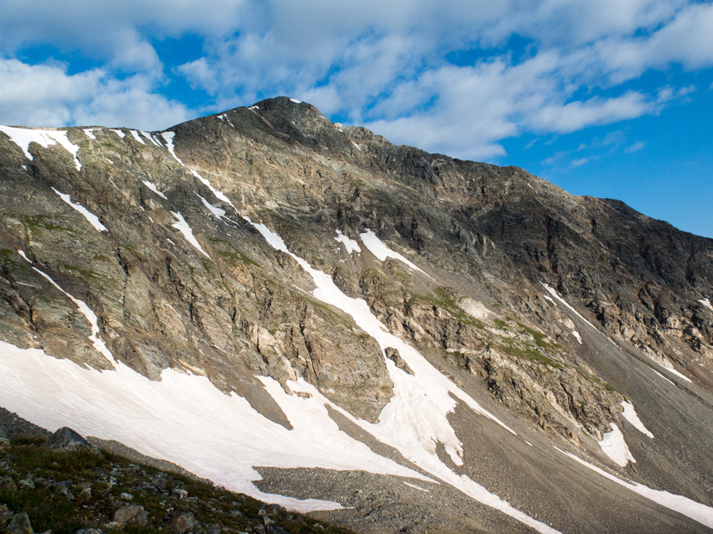 Grays Peak | www.thatwasvegan.com