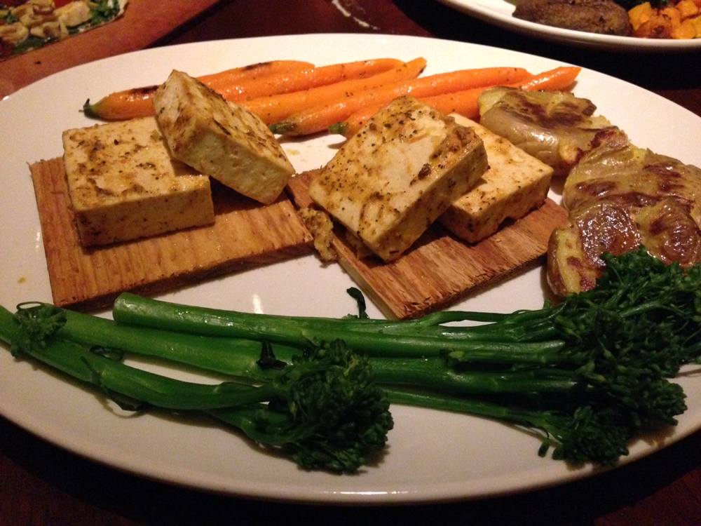 Mile High Vegan Eats: Seasons 52 | www.thatwasvegan.com