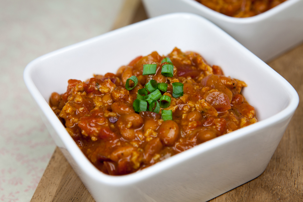 Easy Vegan Chili | www.thatwasvegan.com