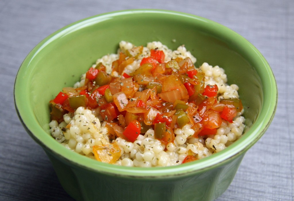 how to cook israeli couscous water ratio