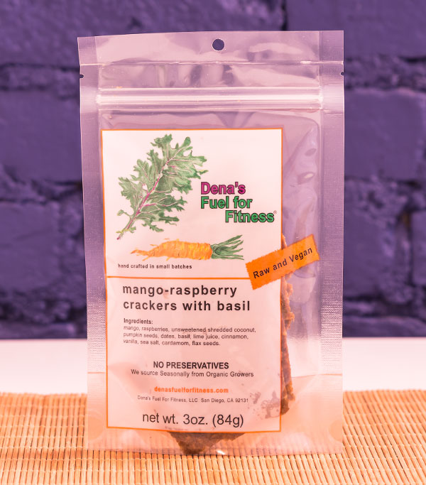 Package Mango Raspberry with Basil