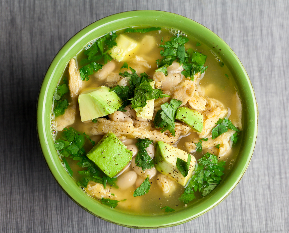 ... white chicken chili soup quinoa chili from cooking eating white