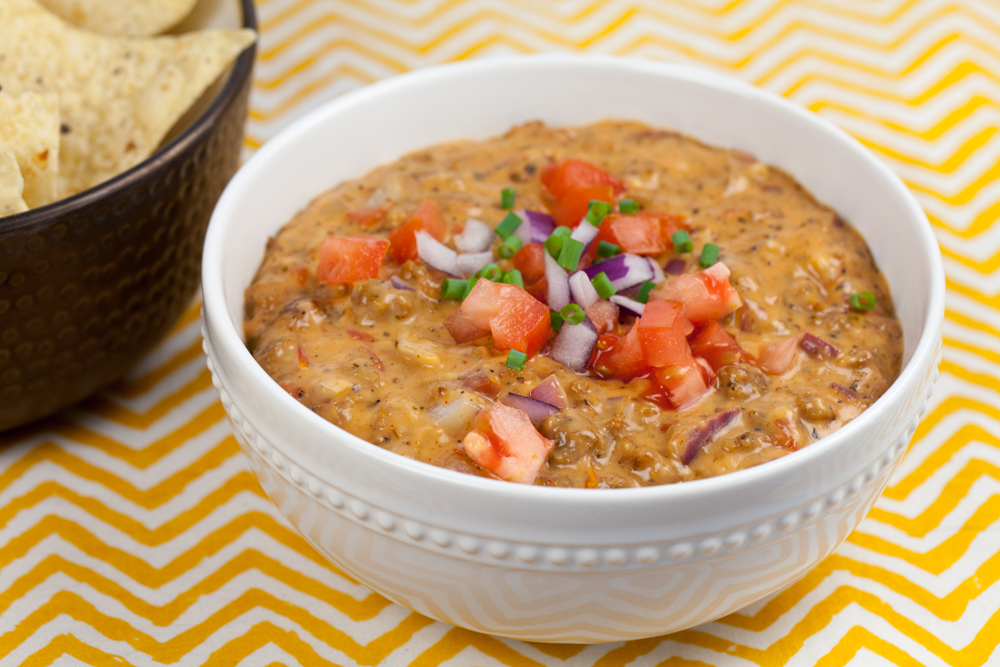 Can't Get Enough Queso | www.thatwasvegan.com