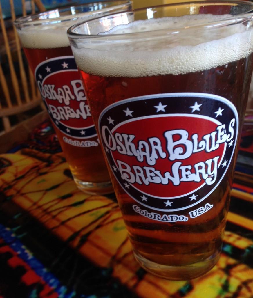 Mile High Vegan Eats: Oskar Blues Brewery & Spirit Hound Distillers | www.thatwasvegan.com