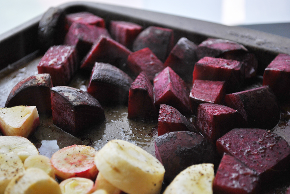 Easy Roasted Veggies | www.thatwasvegan.com
