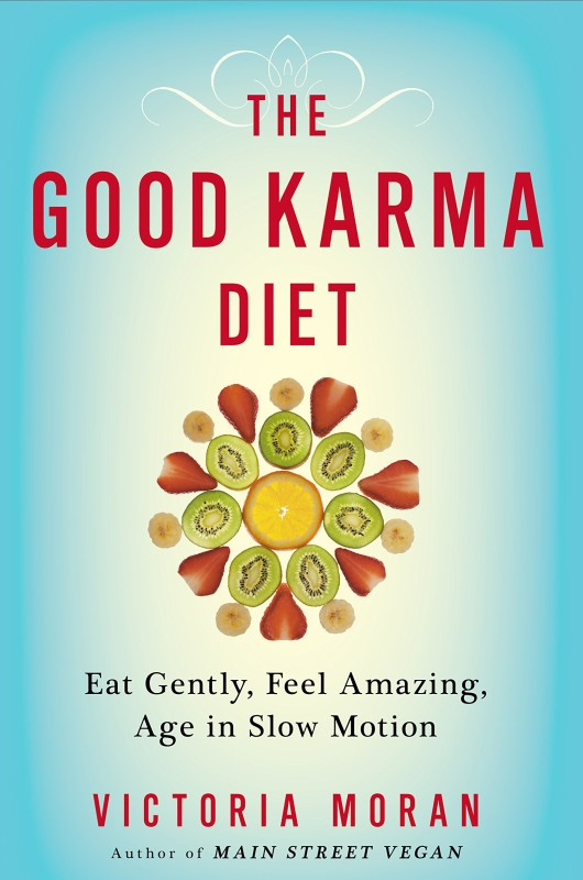 The Good Karma Diet Giveaway - Ends 5/31  | www.thatwasvegan.com