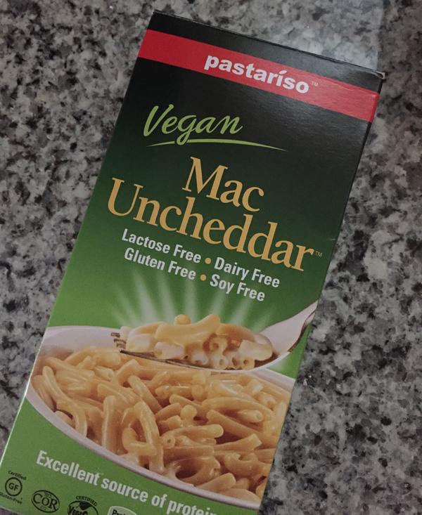 Pastariso vegan mac uncheddar | www.thatwasvegan.com