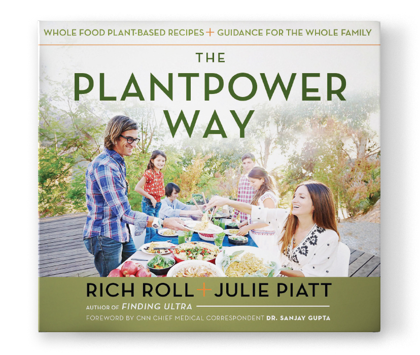 Giveaway: The PlantPower Way | www.thatwasvegan.com