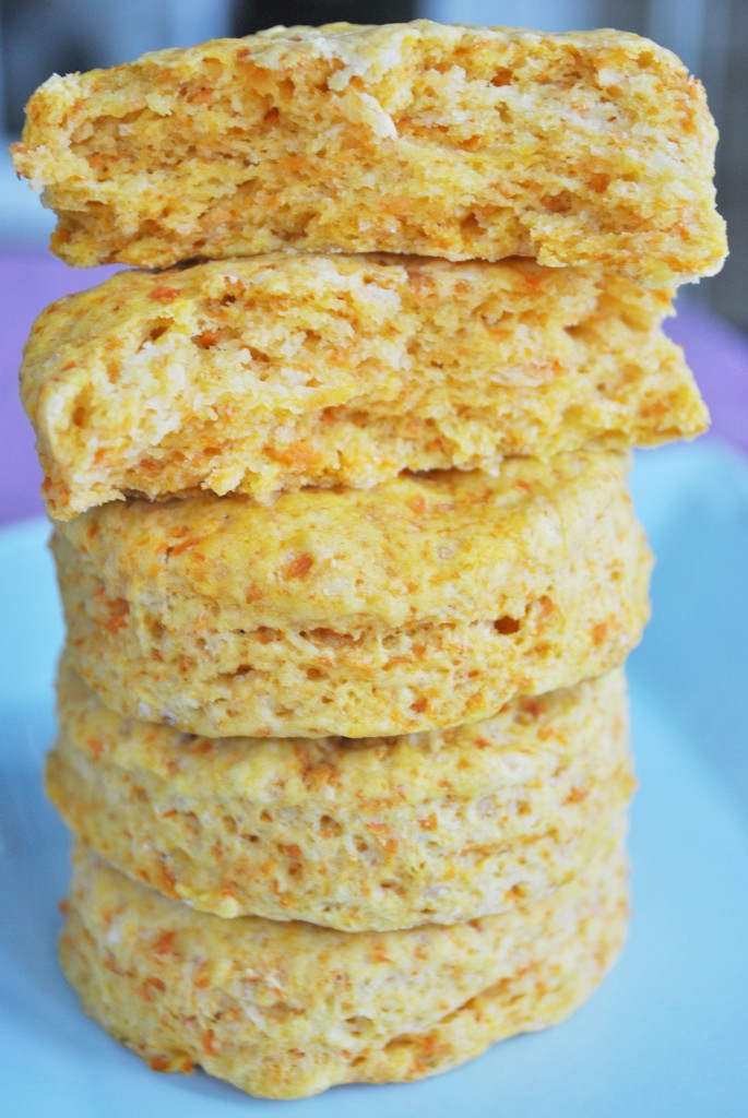 Sweet Potato Biscuits | www.thatwasvegan.com