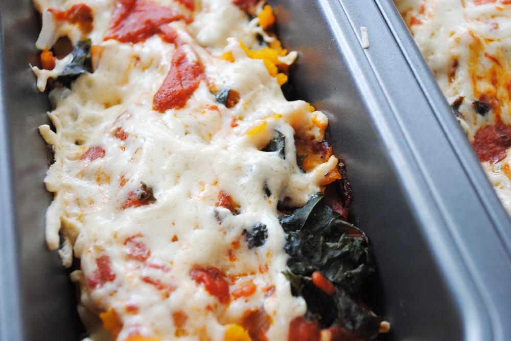 Butternut Kale Lasagna | www.thatwasvegan.com