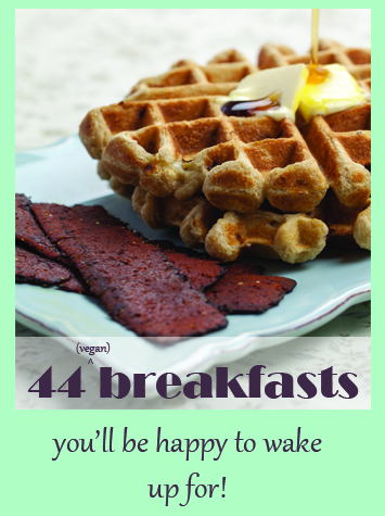 44 Vegan Breakfasts You'll Be Happy to Wake Up For | www.thatwasvegan.com
