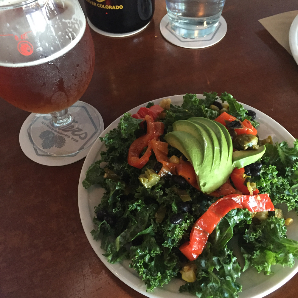 Mile High Vegan Eats: Esters Neighborhood Pub