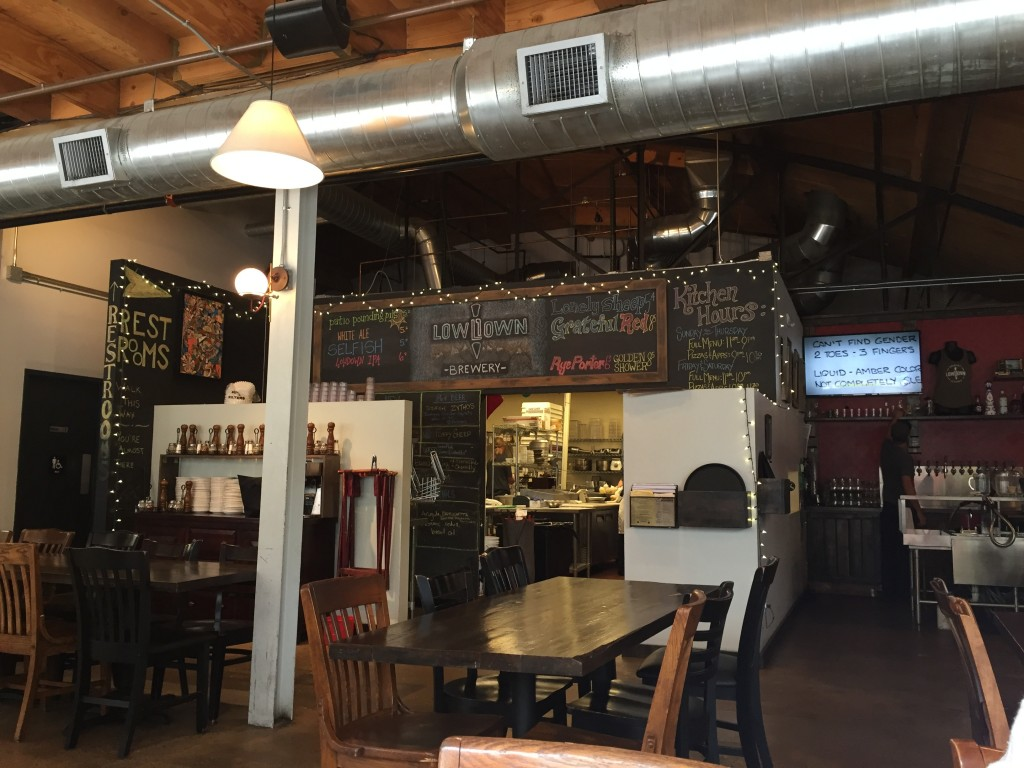 MHVE: Lowdown Brewery
