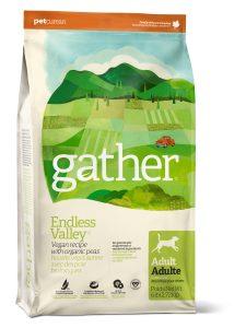 Gather: Organic, vegan pet food