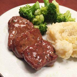 Vegetarian Plus Vegan Entrees Review | www.thatwasvegan.com
