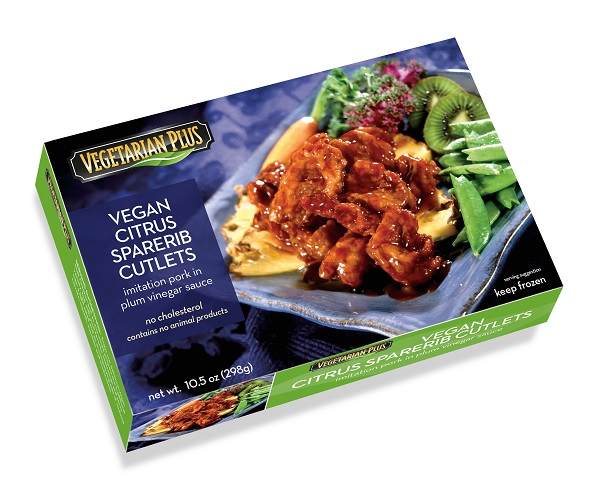 Vegetarian Plus Vegan Entrees